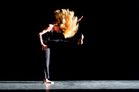 Katherine Crockett of the Martha Graham Dance Company